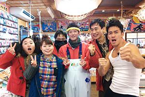 冬の日本海・女子アナおもてなしバスツアー