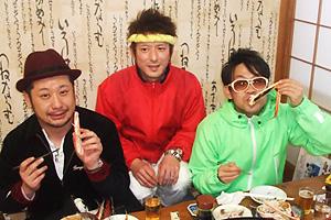 ケンドーコバヤシさん、宮川大輔さん